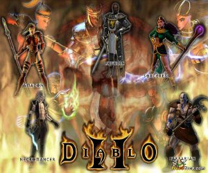 Diablo game series core genre hack slash games 1 Revolutionary isometric view great item potion handling atmosphere claustofobic dungeons loads enemies sucessor 2 Expansion pack 