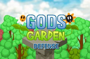Gods Garden Defense TD strategy on line game protecting heaven evil demons attacking earth flying flowers ice air fire poison path weapons  level experienced players easy Recommendation