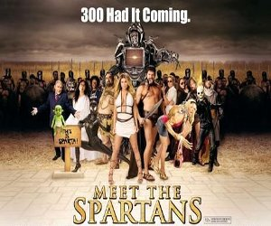 meet the spartans parent review movie