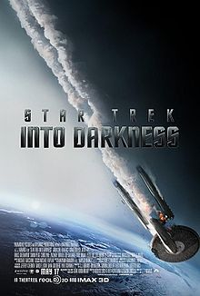 Star Trek Into Darkness Plot first directive violation violated movie 46 tradition saga done J.J. Abrams started 2009 redo fashion optimisticaly continued 
