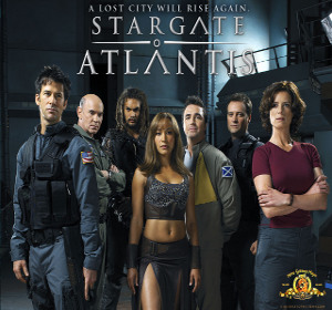 series Stargate Atlantis Spinoff great SG1 continued explorations discovery universe Ancients millitary operation multinational civilian 