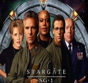 Stargate SG1 Briliant science fiction tv series great writting casting acting Example magnificent transfer movie world imagination 